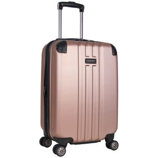 Kenneth Cole Reaction 'Reverb' Lightweight Hardside ABS 8-Wheel Expandable Spinner 20-inch Carry On Suitcase
