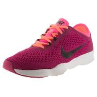 Nike Women's Zoom Fit Sporty Fuchsia/Black/Pink Pw/White Training Shoe