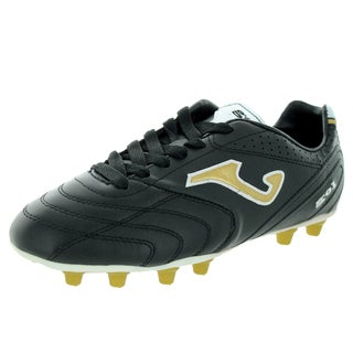 Joma Kid's Gol 201 Piso Multi Black/Gold Soccer Cleat