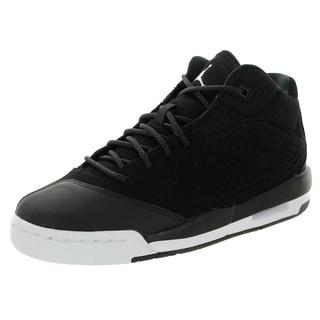 Nike Jordan Kid's Jordan New School Bg Black/White/Black Basketball Shoe