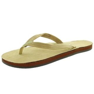 Rainbow Sandals Women's Single Layer Premier Sierra Brown Sandal