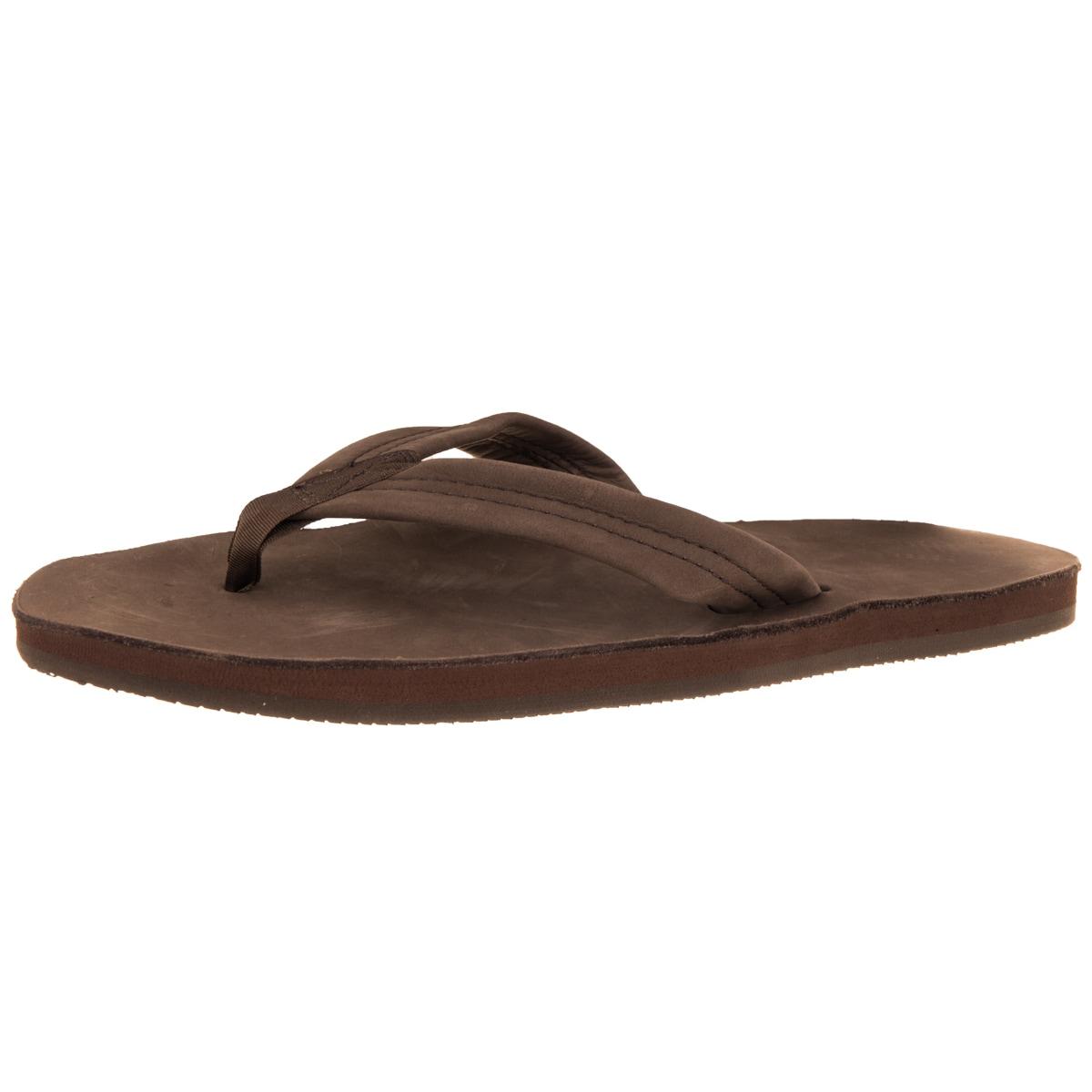 Rainbow Sandals Men's Single Layer Premier Expresso Sanda...