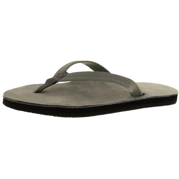 0d6fa23f3466 Shop Rainbow Sandals Women s Single Layer Premier Sandal Grey Sandal ...