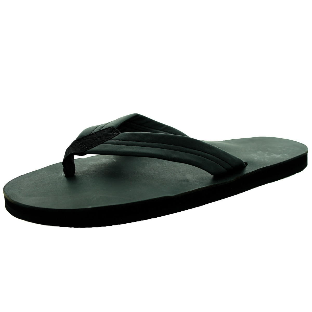 Rainbow Sandals Men's Single Layer Premier Tt Black Sanda...