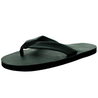 Rainbow Sandals Men's Single Layer Premier Tt Black Sandal