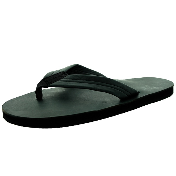 c83c4a5fbeff Shop Rainbow Sandals Men s Single Layer Premier Tt Black Sandal ...