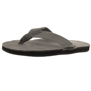 Rainbow Sandals Women's Single Layer Premier Sandal Grey Sandal