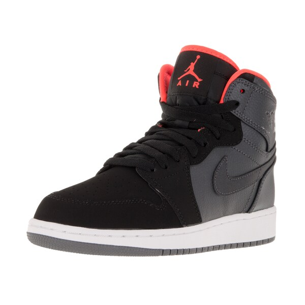 Shop Nike Jordan Kid s Air Jordan 1 Retro High Sneaker - Free ... cce961214