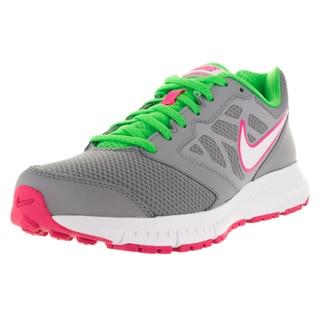 Nike Women's Downshifter 6 Wolf Grey/White/ G/White Running Shoe