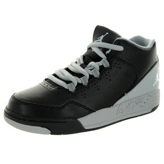 Nike Jordan Kid's Jordan Flight Origin 2 (Ps) Black/White/Wolf Grey Basketball Shoe