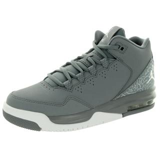 Nike Jordan Kid's Jordan Flight Origin 2 Bg Cool Grey/White/Wolf Grey Basketball Shoe