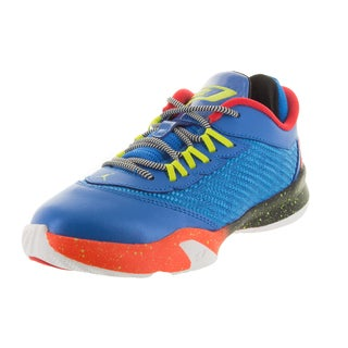 Nike Jordan Kid's Jordan Cp3.Viii Bp Photo Blue/Cybr/Elctr Orange/Black Basketball Shoe