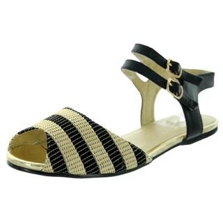 Maker's Women's Eve 19 Black Sandal