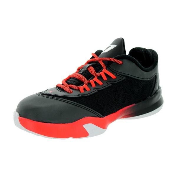 2186a2fdfc348a Shop Nike Jordan Kid s Jordan Cp3.Viii Bp Black White Infrared 23 ...