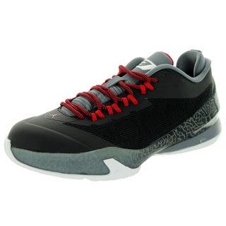 Nike Jordan Kid's Jordan Cp3.Viii Bg Black/White/Cool Grey/Gym Red Basketball Shoe