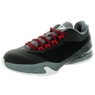 a127ca45af36ab Nike Jordan Kid s Jordan Cp3.Viii Bg Black White Cool Grey Gym