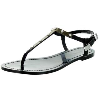 Diesel Women's D-Orothy Black Sandal