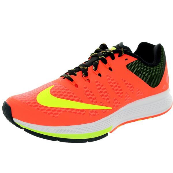 on sale 9ebcd 8a75d Shop Nike Women's Air Zoom Elite 7 Hyper Orange/Volt/Brgh ...