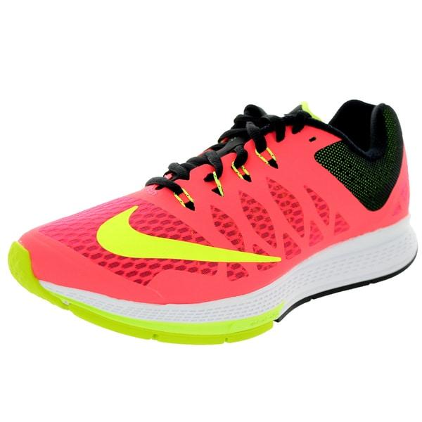 huge discount bdbfe af3c6 Nike Women  x27 s Air Zoom Elite 7 Hyper Punch Volt Black