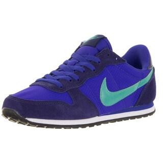 Nike Women's Genicco Racer Blue/Hyper Turq/Lyl Blue Casual Shoe