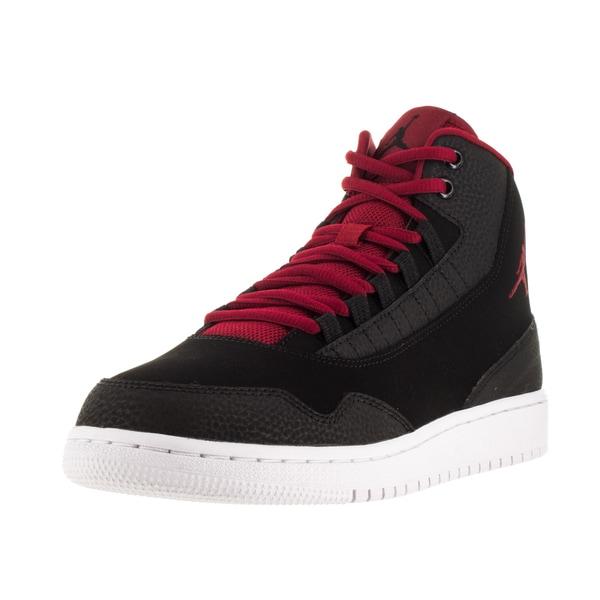 new arrival 4dd1b 2cc7a Nike Jordan Kidx27s Jordan Executive Bg BlackGym RedGym