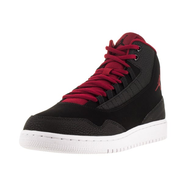newest a5208 8597a Nike Jordan Kid  x27 s Jordan Executive Bg Black Gym Red Gym