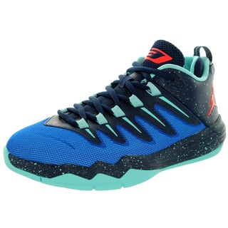 Nike Jordan Kid's Jordan Cp3.Ix Soar/Infrared 23/Mid Navy/Cp Basketball Shoe
