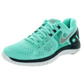 Nike Women's Lunareclipse 4 Tqr/Rflct Slvr Magenta Gr Running Shoe