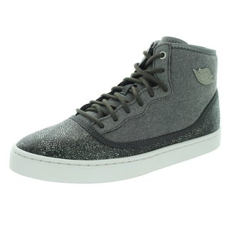 Nike Jordan Kid's Jordan Jasmine Prem Gg Drk Strm/Metallic Pewter/Phntm/Gym R Casual Shoe