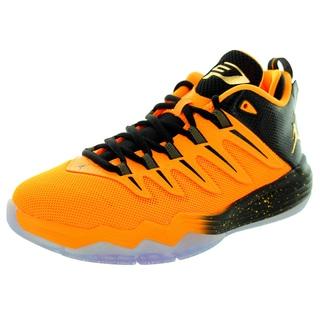 Nike Jordan Kid's Jordan Cp3.Ix Bg Black/Mlc Gld/Lsr Orange/Infrrd Basketball Shoe