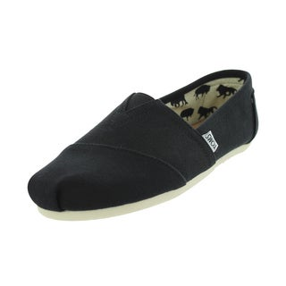 Toms Classic Casual Shoes (Black)