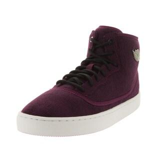 Nike Jordan Kid's Jordan Jasmine Gg Mulberry/Black/Fchs Glow/White Basketball Shoe