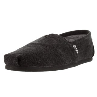 Toms Men's Classic Black Casual Shoe