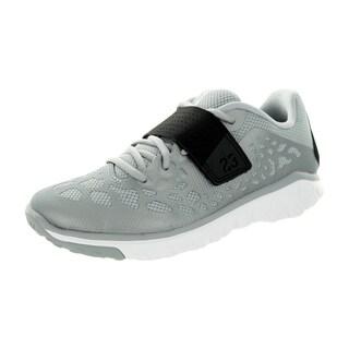 Nike Jordan Kid's Jordan Flight Flex Tr 2 Bg Wolf Grey/White/Black Training Shoe