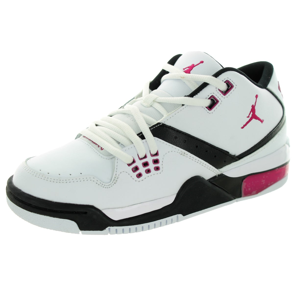 Nike Jordan Kid's Jordan Flight 23 Gg White/Sport Fuchia/...