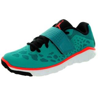 Nike Jordan Kid's Jordan Flight Flex Tr 2 Gg Rdnt Emrld/Brgh/Black/Wh Training Shoe