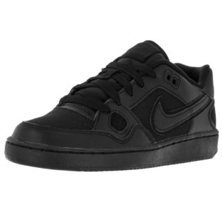 Nike Kid's Son Of Force (Gs) Black Basketball Shoe