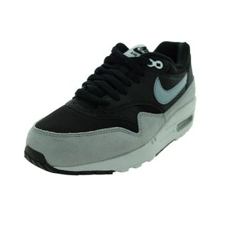 Nike Women's Air Max 1 Essential Black/Dove Grey/Pure Platinum Running Shoe