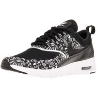 Nike Women's Air Max Thea Print Black/White Running Shoe