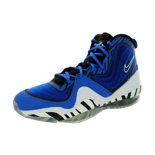 Nike Kid's Air Penny 5 (Gs) Royal Blue/Black/White Basketball Shoe