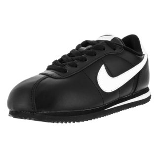 Nike Kid's Cortez '07 (Ps) Black/White/Black Casual Shoe