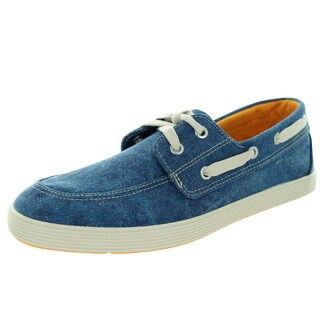 Sperry Top-Sider Men's Drifter 2-Eye Navy Boat Shoe