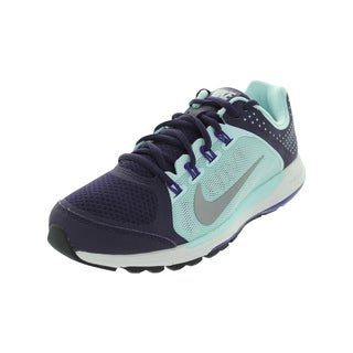 Nike Women's Zoom Elite+ 6 Purple/Rflct Slvr/ Tnt Running Shoe