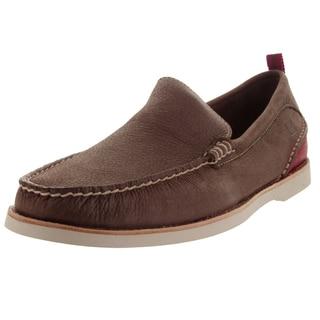Sperry Top-Sider Men's Seaside Venetian Dark Brown Loafers and Slip-Ons Shoe