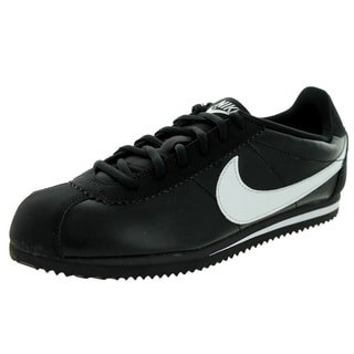Nike Kid's Cortez (Gs) Black/White Casual Shoe
