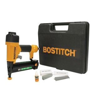 "Bostitch Stanley SB-2IN1 1-5/8"" Brad Nailer & 1-1/2"" Finish Stapler Combo Kit"
