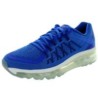 Nike Kid's Air Max 2015 (Gs) /Royal Blue/White Running Shoe