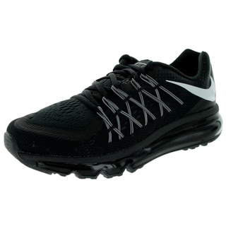 Nike Kid's Air Max 2015 (Gs) Black/White Running Shoe