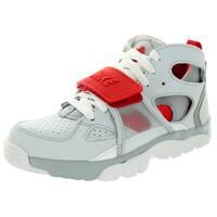 Nike Kid's Trainer Huarache (Gs) /White/Wlf /University Training Shoe