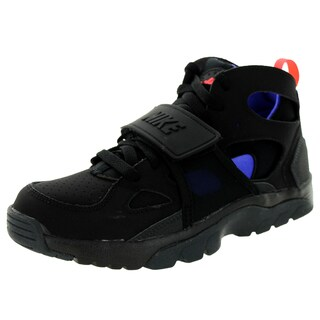 Nike Kid's Trainer Huarache (Gs) Black/Anthrct/ Ht Lv Training Shoe